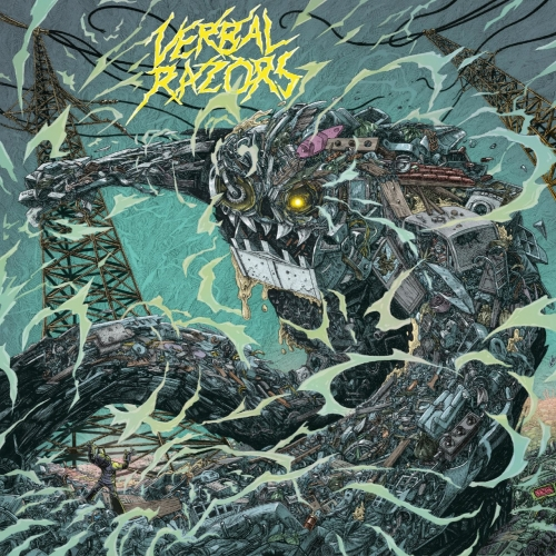 Verbal Razors - By Thunder and Lightning (2020)