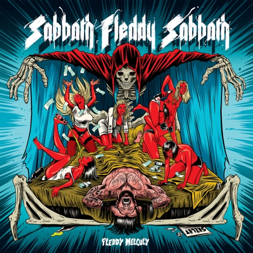 Fleddy Melculy - Sabbath Fleddy Sabbath (2020)