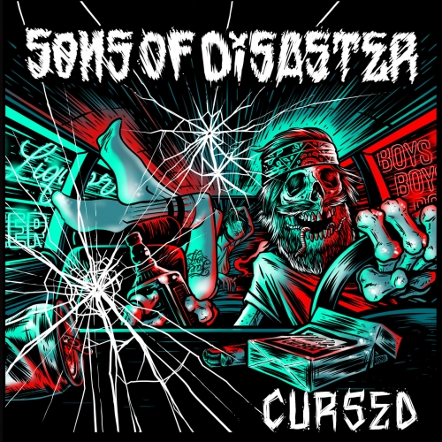 Sons Of Disaster - Cursed (2020)