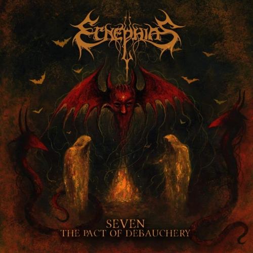 Ecnephias - Seven - The Pact of Debauchery (2020)