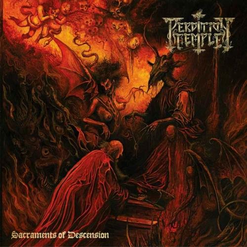 Perdition Temple - Sacraments of Descension (2020)
