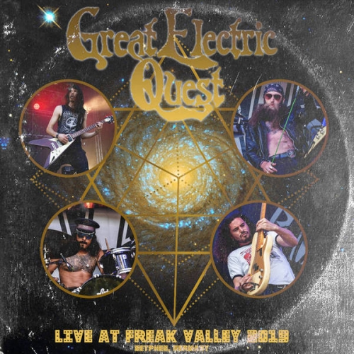 The Great Electric Quest - Live at Freak Valley Festival (2020)