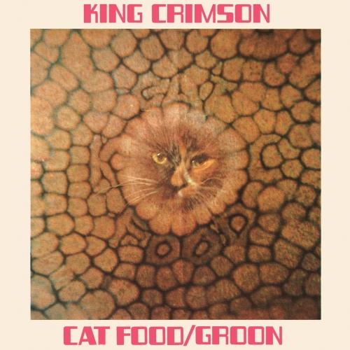 King Crimson - Cat Food: 50th Anniversary Edition (EP) (2020)