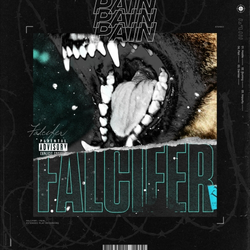 Falcifer - Pain (EP) (2020)