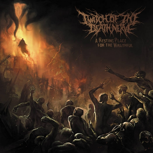 Twitch of the Death Nerve - A Resting Place for the Wrathful (2020)