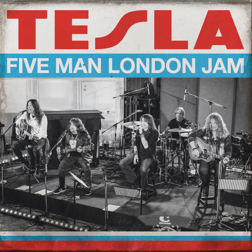 Tesla - Five Man London Jam (Live At Abbey Road Studios, 6/12/19) (2020) + Video