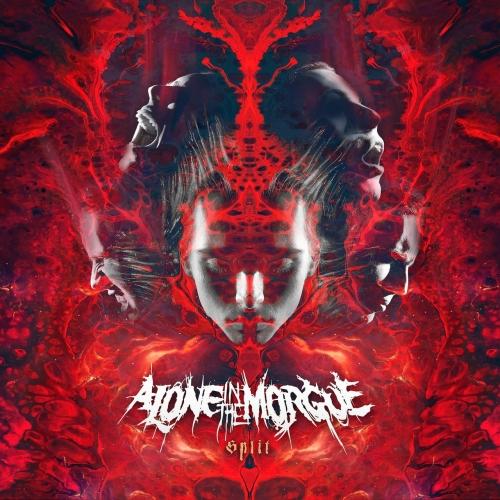 Alone In The Morgue - Split (EP) (2020)