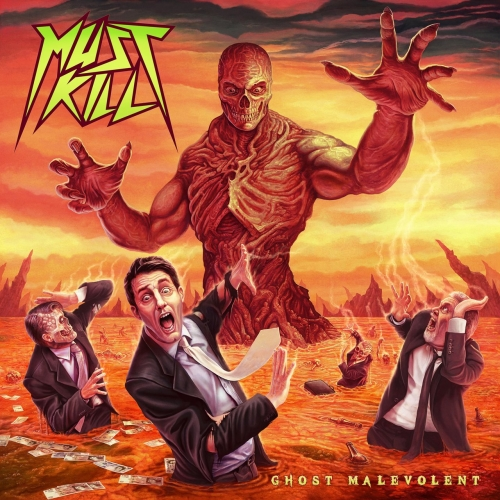 Must Kill - Ghost Malevolent (EP) (2020)