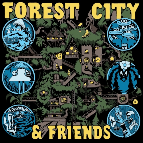 Forest City & Friends - Forest City & Friends (2020)