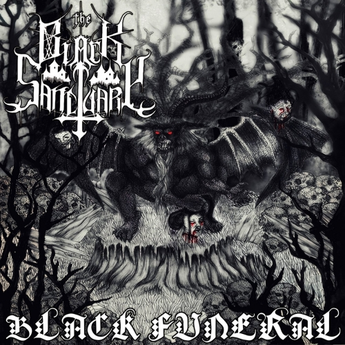 The Black Sanctuary - Black Funeral (2020)