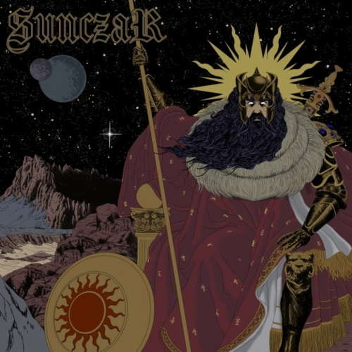 Sunczar - The Unveiling (EP) (2020)