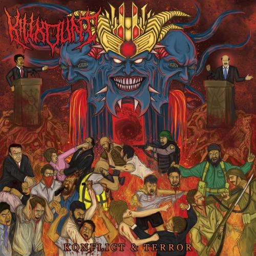KillKount - Konflict & Terror (2020)