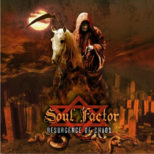 Soul Factor - Resurgence of Chaos (Remastered) (2020)