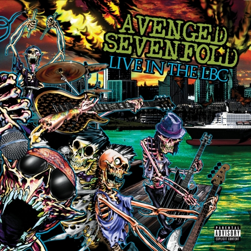 Avenged Sevenfold - Live in the LBC (2020)