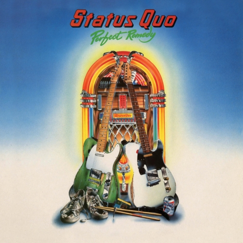 Status Quo - Perfect Remedy (Deluxe Edition) (1989/2020)