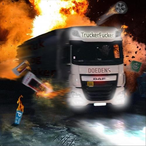 Truckerfucker - Doedens Daf (2020)