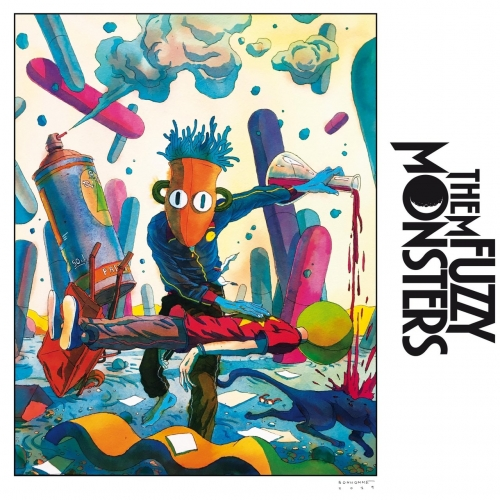 Them Fuzzy Monsters - Them Fuzzy Monsters (2020)
