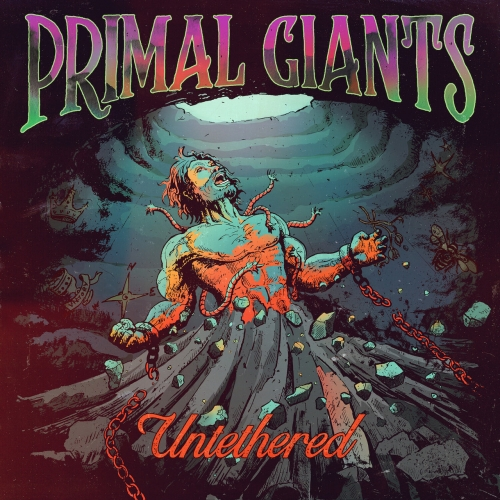 Primal Giants - Untethered (2020)