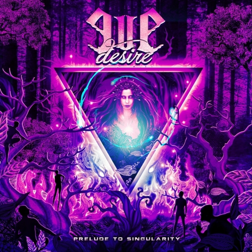 Eve Desire - Prelude to Singularity (2020)