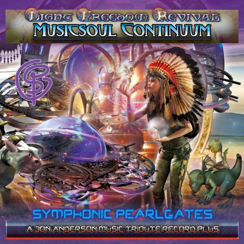 Light Freedom Revival - Musicsoul Continuum: Symphonic Pearlgates (2020)