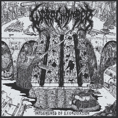 Warp Chamber - Implements of Excruciation (2020)