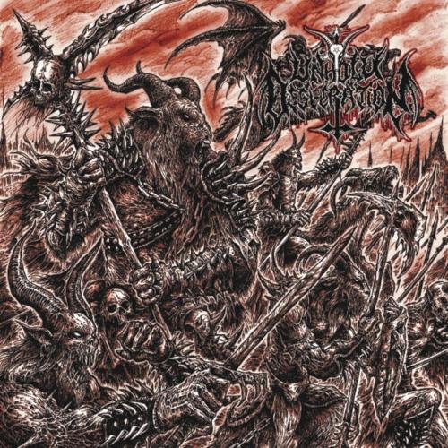 Unholy Desecration - Unholy Horde (2020)