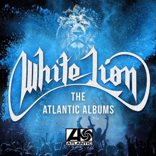 White Lion - The Atlantic Albums (2020)