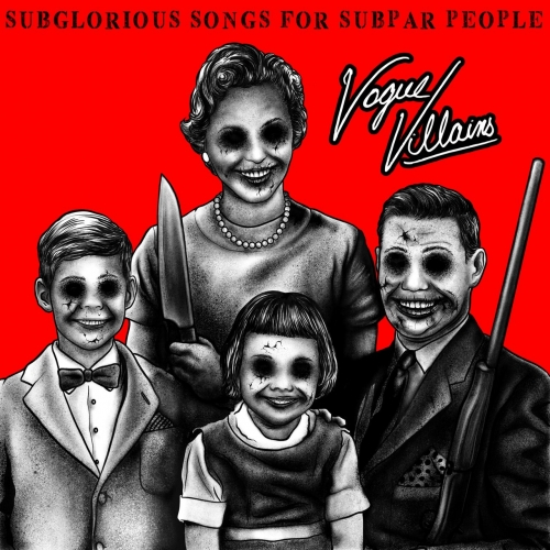 Vogue Villains - Subglorious Songs for Subpar People (EP) (2020)