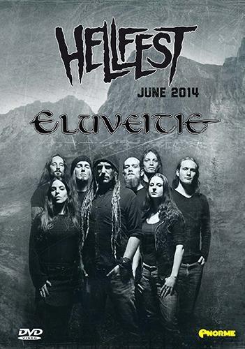 Eluveitie - Live At HellFest 2014