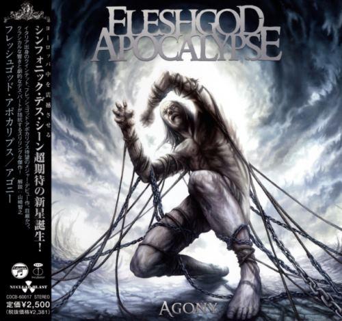Fleshgod Apocalypse - Аgоnу [Jараnеsе Еditiоn] (2011)