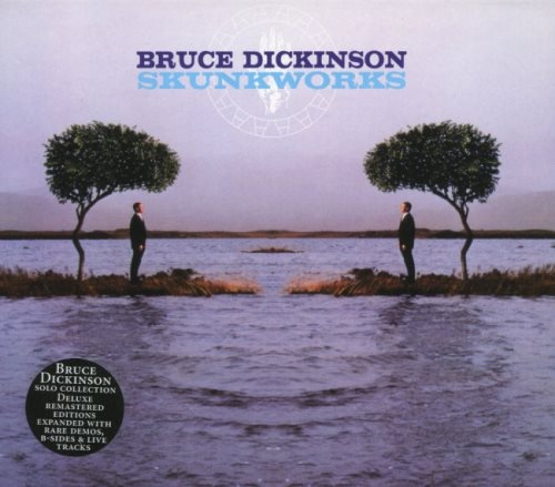 Bruce Dickinson - Skunkwоrks [2СD] (1996) [2005]
