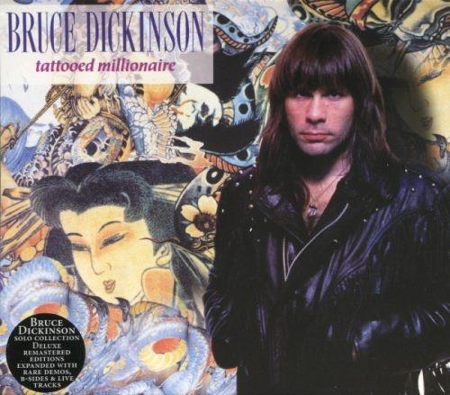 Bruce Dickinson - Таttооеd Мilliоnаirе [2СD] (1990) [2005]