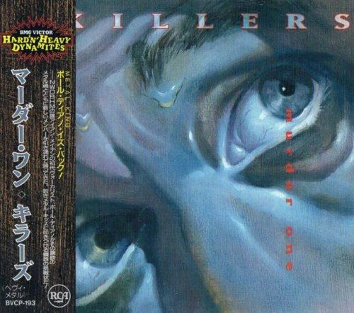 Killers - Мurdеr Оnе [Jараnеsе Еditiоn] (1992)
