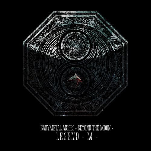 "BABYMETAL - ""BABYMETAL Arises - Beyond The Moon - Legend - M"" [2020, Blu-ray, 1080i]"