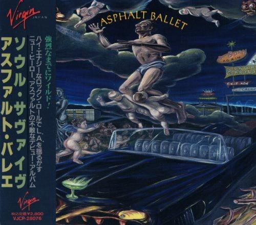 Asphalt Ballet - Аsрhаlt Ваllеt [Jараnеsе Еditiоn] (1991)