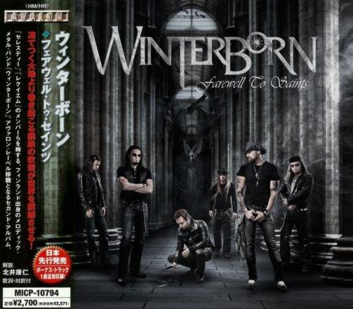 Winterborn - Fаrеwеll То Sаints [Jараnеsе Еditiоn] (2008)