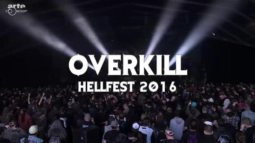 Overkill - Live at Hellfest (2016)