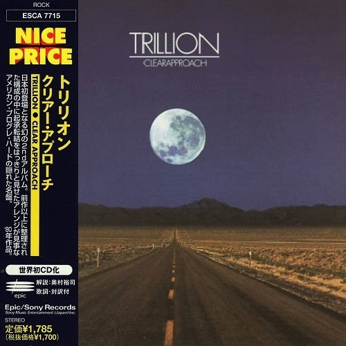 Trillion - Clear Approach (Japan Edition) (1998)