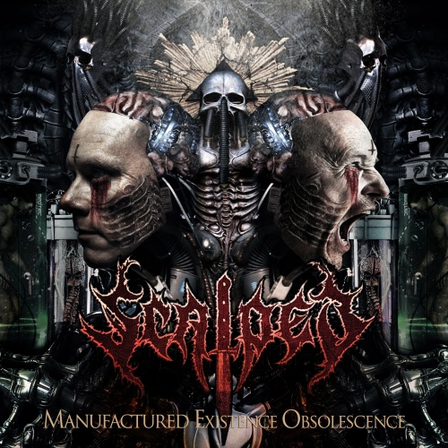 Scalped - Manufactured Existence Obsolescence (2019)