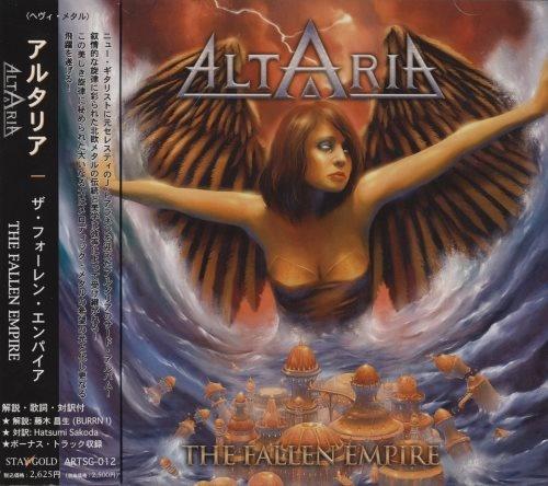 Altaria - Тhе Fаllеn Еmрirе [Jараnеsе Еditiоn] (2006)