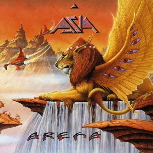 Asia - Arena (Special Edition) (2005)