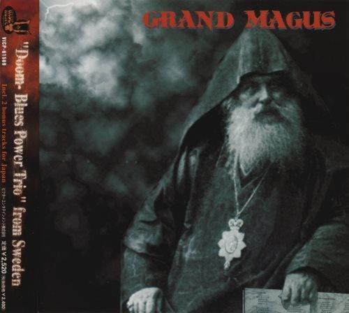 Grand Magus - Grаnd Маgus [Jараnеsе Еditiоn] (2001)