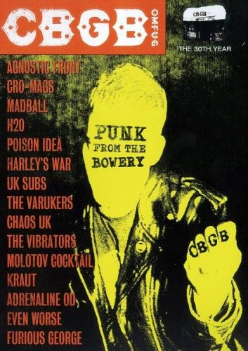 VA - CBGB - Punk From The Bowery (2003)