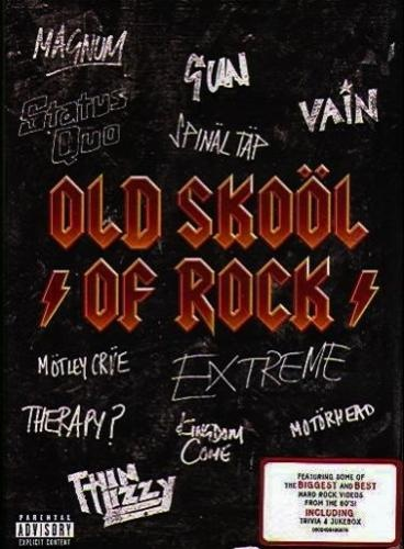 VA - Old Skool Of Rock (2007)