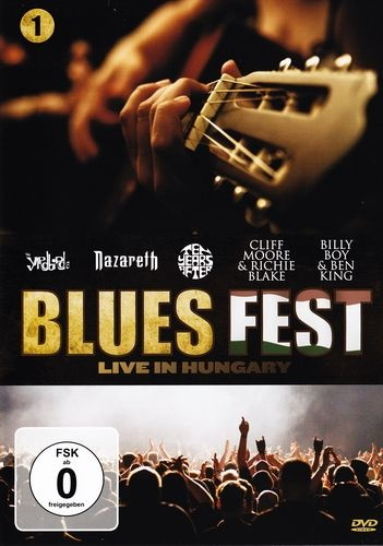 VA - Blues Fest - Live In Hungary (2006)