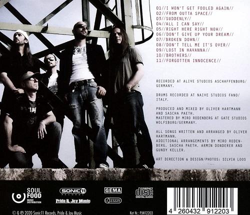 """HARTMANN – """"3"""" [Pride & Joy remastered reissue] (2020)"""