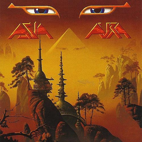 Asia - Aura [Reissue 2007] (2000)