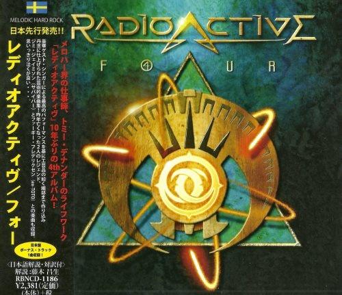 Radioactive - Fоur [Jараnеsе Еditiоn] (2015)