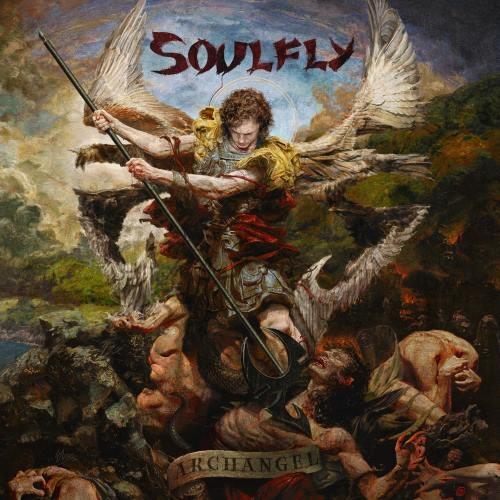 Soulfly - Аrсhаngеl [Dеluхе Еditiоn] (2015)