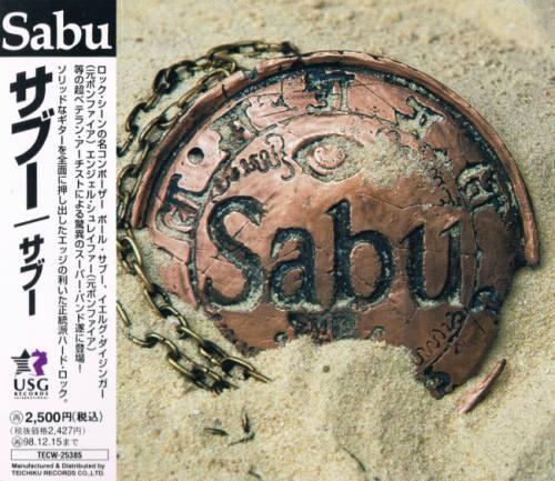 Sabu - Sаbu [Jараnеsе Еditiоn] (1996)